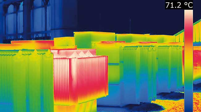 Thermal cameras and IR technology that improve and even save people's lives